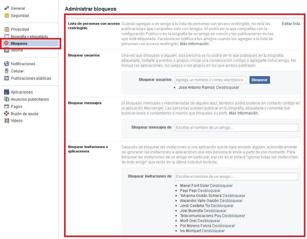 ¿Es posible la privacidad en Facebook? 1